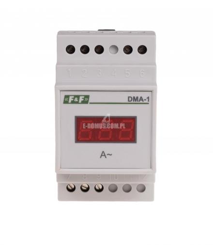 Wskaźnik natężenia prądu DMA-1 TrueRMS