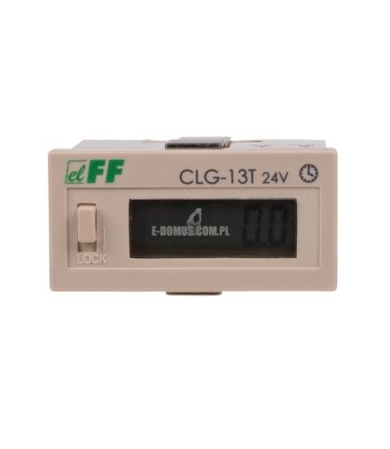 Licznik czasu pracy CLG-13T 24V
