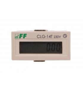 Licznik czasu pracy CLG-14T 230V