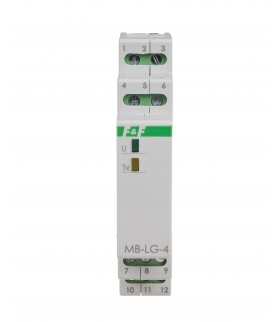 Licznik czasu pracy MAX-MB-LG-4HI