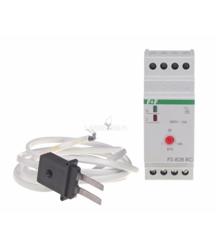 Przekaźnik kontroli poziomu cieczy PZ-828 RC
