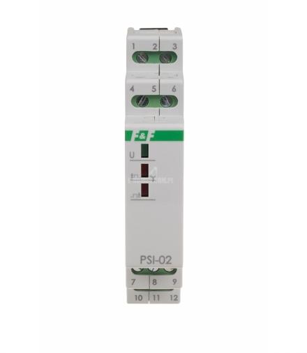 Przetwornik sygnału PSI-02 24 V