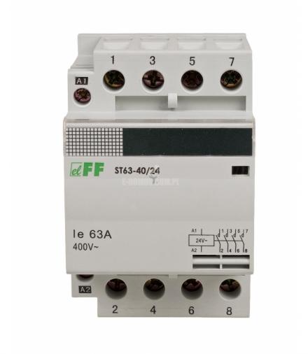 Stycznik ST63-40 24V