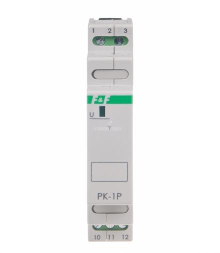Przekaźnik elektromagnetyczny PK-1P 110 V