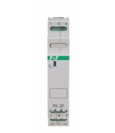 Przekaźnik elektromagnetyczny PK-2P 230 V