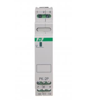 Przekaźnik elektromagnetyczny PK-2P 24 V