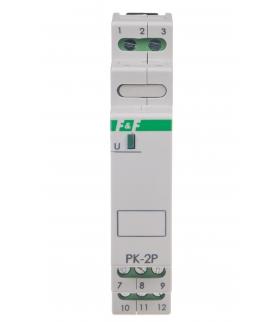 Przekaźnik elektromagnetyczny PK-2P 12 V