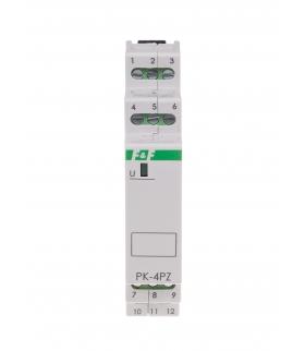 Przekaźnik elektromagnetyczny PK-4PZ 230 V