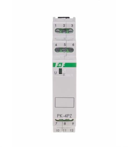 Przekaźnik elektromagnetyczny PK-4PZ 110 V