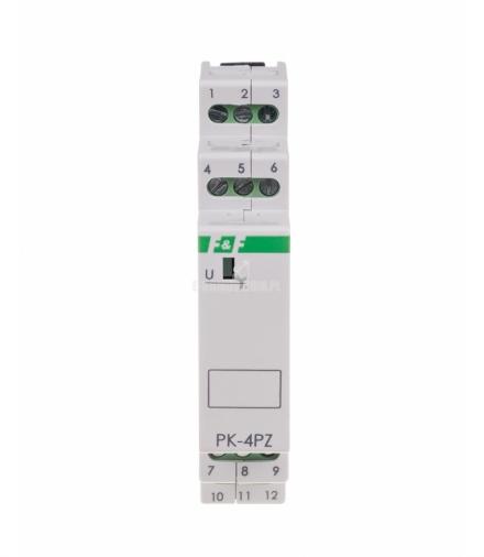 Przekaźnik elektromagnetyczny PK-4PZ 48V