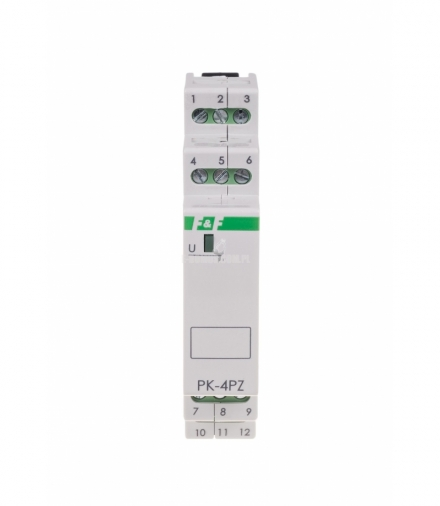 Przekaźnik elektromagnetyczny PK-4PZ 24V