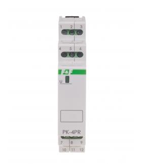 Przekaźnik elektromagnetyczny PK-4PR 230 V