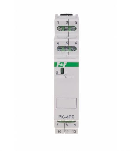 Przekaźnik elektromagnetyczny PK-4PR 12 V