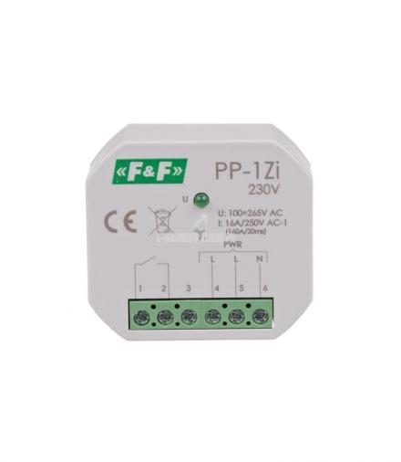 Przekaźnik elektromagnetyczny PP-1Zi 230 V
