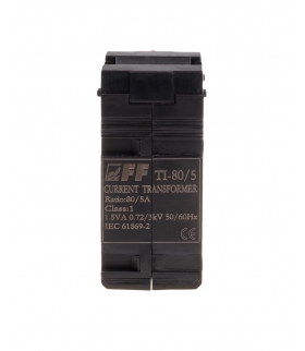 Przekładnik prądowy TI-80