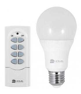 ŻARÓWKA LED STEROWANA RADIOWO RCB-40C8, kolor biały