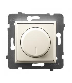 ARIA ŁP-8UL2/m/27 Ściemniacz uniwersalny do obciążenia żarowego, halogenowego oraz LED, ECRU