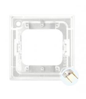 ARIA ZP-4UB Zespół podświetlenia led biały do łączników potrójnych,