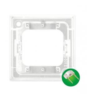 ARIA ZP-4UZ Zespół podświetlenia led zielony do łączników potrójnych,