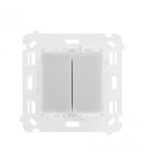 Przycisk roletowy podwójny 230V, 2x2A ST2Z