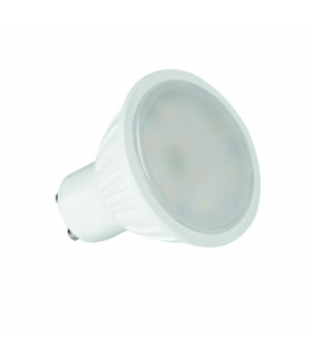 GU10 LED N 4W-CW (Zimna) Lampa z diodami LED MIO Kanlux 31013