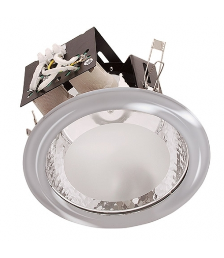 Oprawa typu downlight HL614 CHROME IDEUS 00777