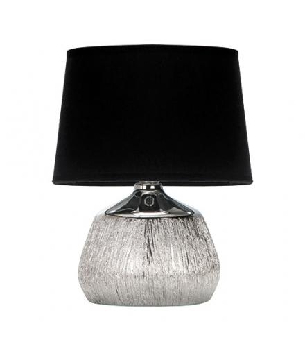 Lampka stołowa JAGODA E14 CHROME/BLACK IDEUS 03292