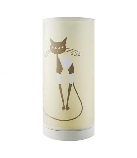 Lampka stołowa ZYTA FOOT E14 CAT IDEUS 03543