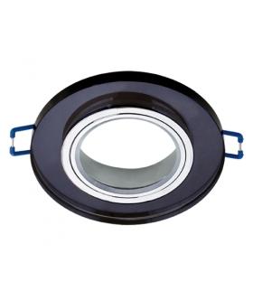 Pierścień ozdobny SELENA C BLACK IDEUS 03599