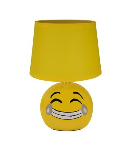 Lampka stołowa EMO E14 YELLOW IDEUS 00003