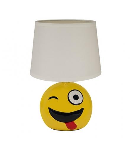 Lampka stołowa EMO E14 WHITE IDEUS 00004