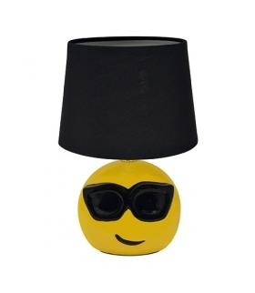 Lampka stołowa EMO E14 BLACK IDEUS 00006