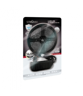 Taśma LED LATE LED 3m 180 NW IP65 BLISTER IDEUS 03582
