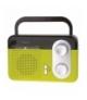 Radio EMOS 1610 zielone EMOS E0066