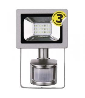 Naświetlacz LED PROFI z czujnikiem PIR 10W neutralna biel EMOS ZS2710