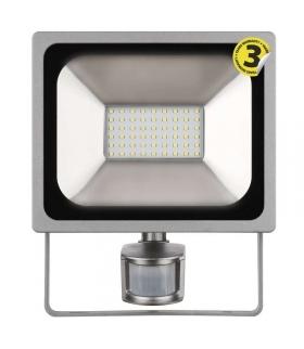 Naświetlacz LED PROFI z czujnikiem PIR 30W neutralna biel EMOS ZS2730