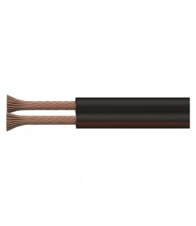 Przewód 2×1,50 CCA czarno/czerwony, 100m EMOS S8293
