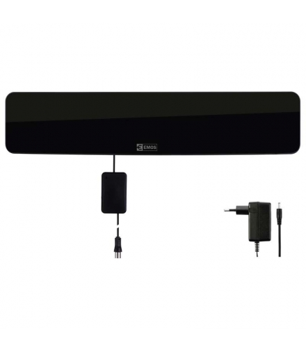Antena pokojowa HDC3, 46 dBi, filtr LTE/4G EMOS J0675