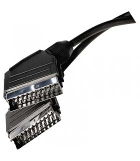 Przewód AV SCART - SCART, 2m EMOS SD2002