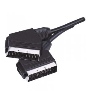 Przewód AV SCART - SCART, 1m EMOS SB2001