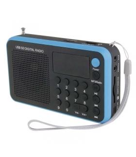 Radio EMOS 1505 niebieskie EMOS E0063