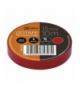Taśma izolacyjna PVC 15mm / 10m czerwona EMOS F61513