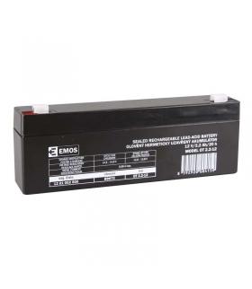 Akumulator AGM 12V 2,2Ah F4,7 EMOS B9672