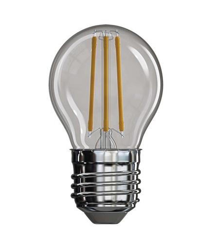 Żarówka LED Filament mini globe 4W E27 ciepła biel EMOS Z74240