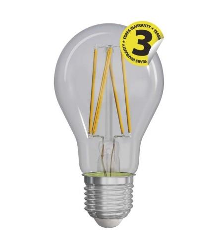 Żarówka LED Filament A60 8W E27 ciepła biel EMOS Z74270