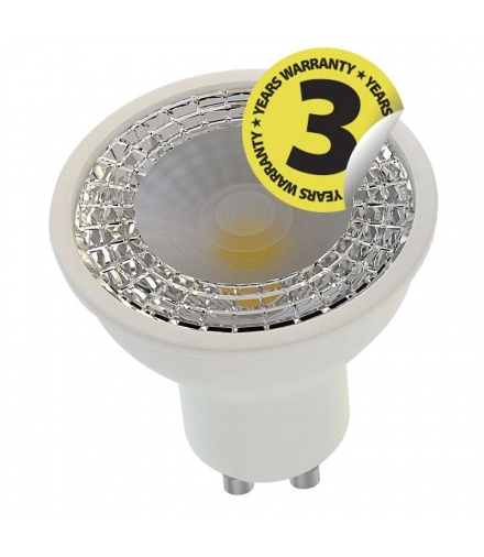 Żarówka LED Classic MR16 7,5W GU10 ciepła biel ściemnialna EMOS ZL4501