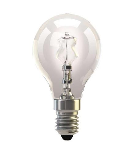 Żarówka halogenowa Eco mini globe 18W E14 ciepła b. ściem. EMOS ZE1011