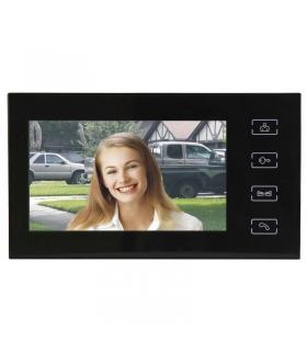 Monitor wideodomofonu RL-10, czarny EMOS H1114