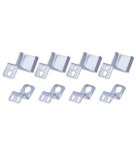 4 haczyki do panelu LED 60×60 (30) EMOS ZR9010