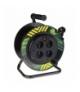 Przedłużacz zwijany - 4 gniazda, 3x1,5, 50m nieruchomy śr. EMOS P19450P